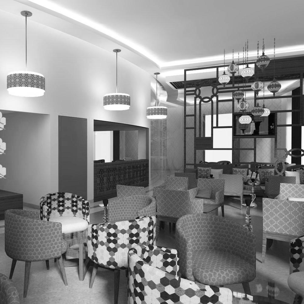 Hookah Lounge Option ii